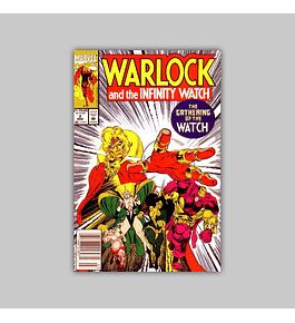 Warlock and the Infinity Watch 2 1992