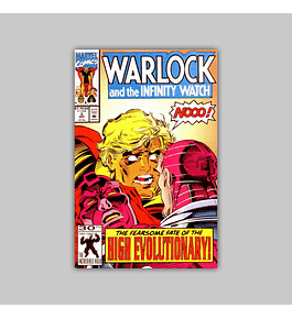 Warlock and the Infinity Watch 3 1992