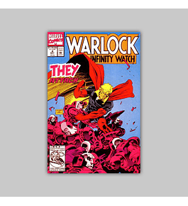 Warlock and the Infinity Watch 4 1992