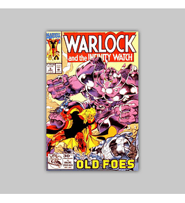 Warlock and the Infinity Watch 5 1992