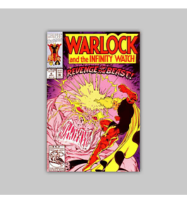 Warlock and the Infinity Watch 6 1992