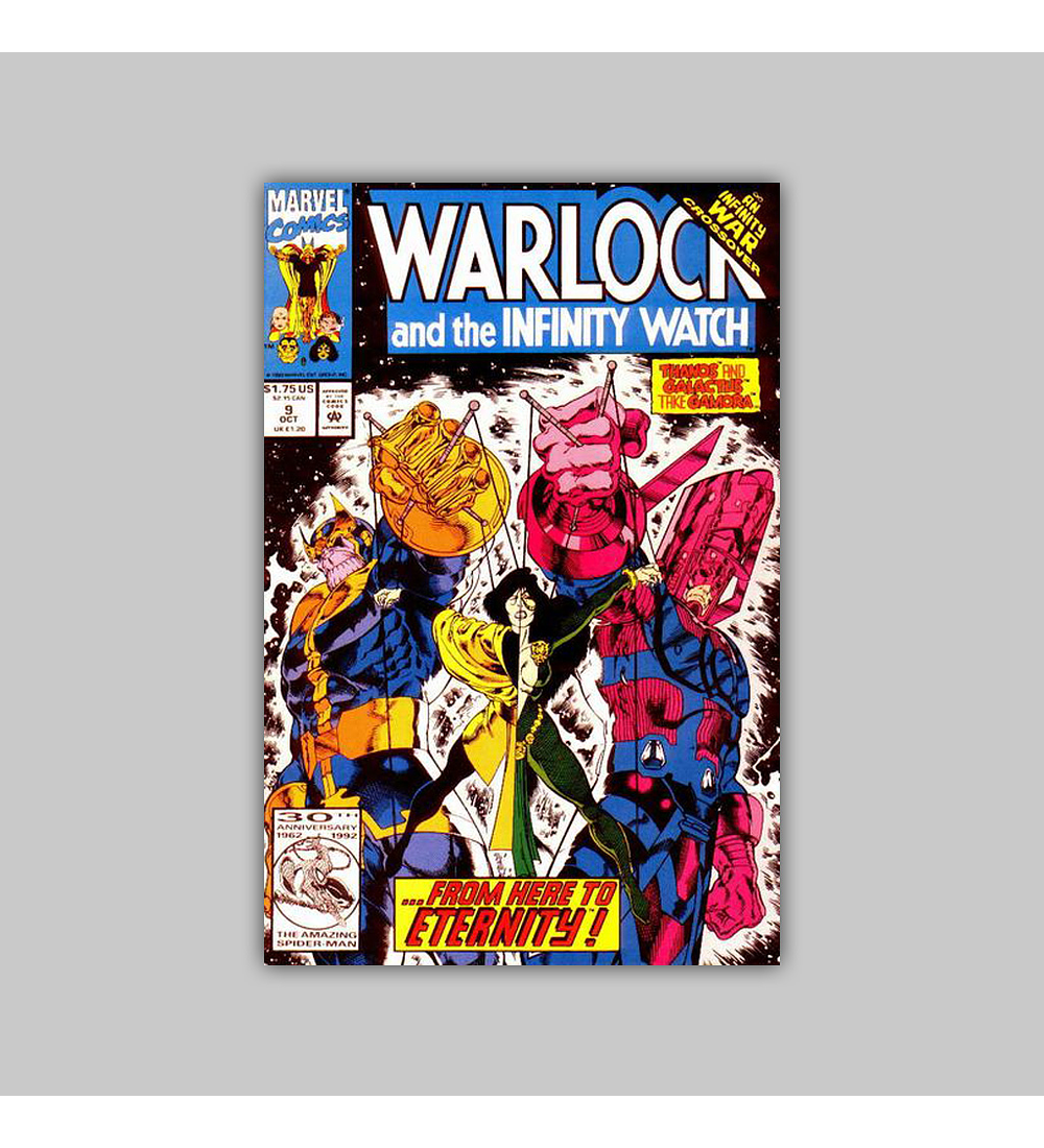Warlock and the Infinity Watch 9 1992