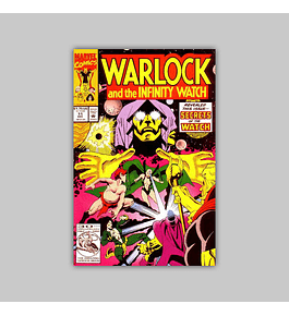 Warlock and the Infinity Watch 11 1992
