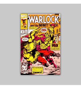 Warlock and the Infinity Watch 13 1993
