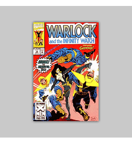 Warlock and the Infinity Watch 14 1993