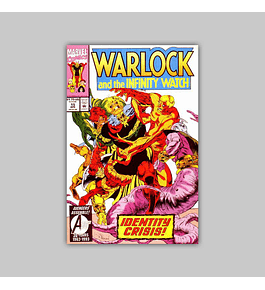 Warlock and the Infinity Watch 15 1993