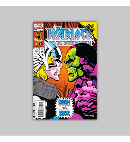 Warlock and the Infinity Watch 21 1993