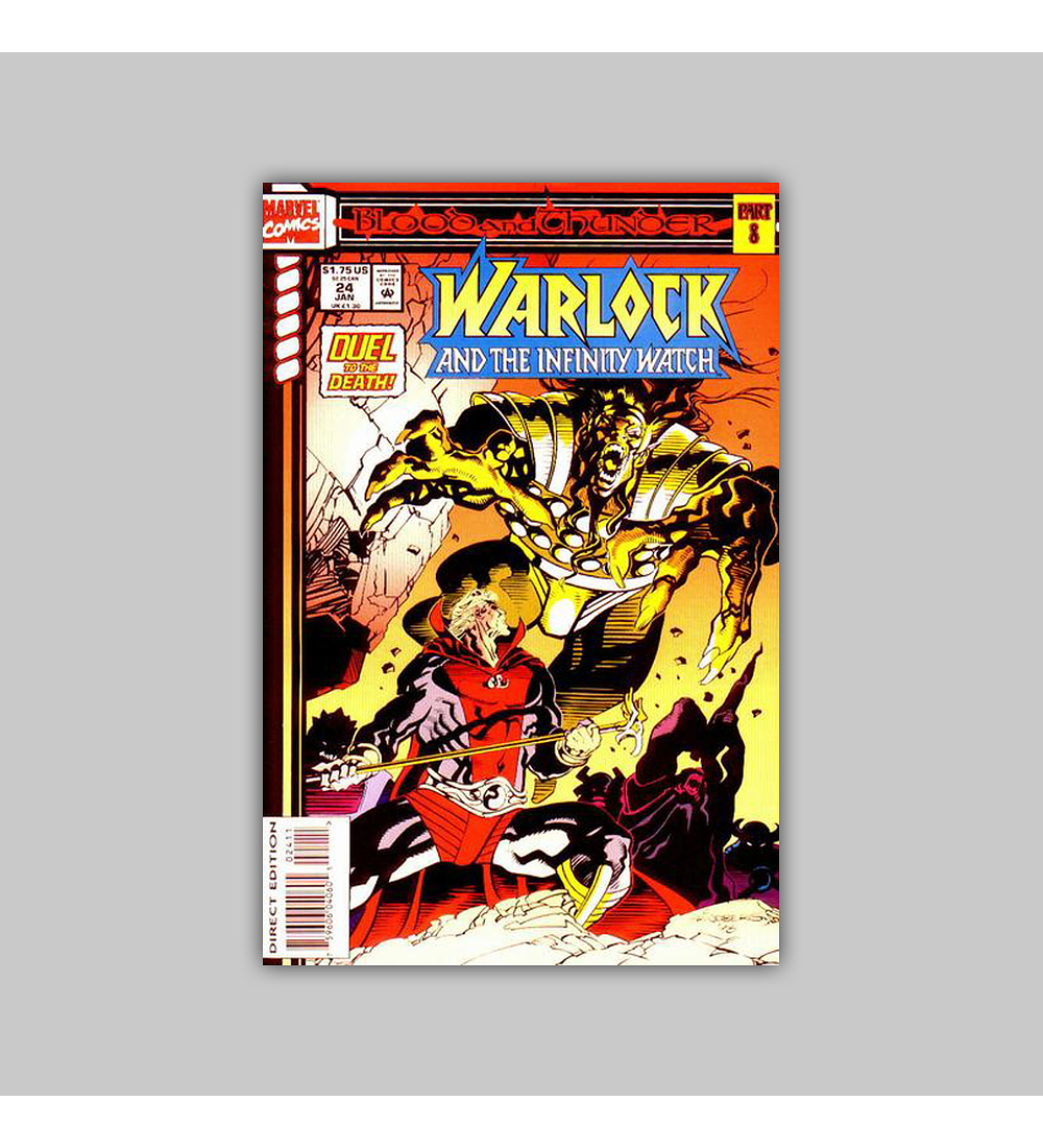 Warlock and the Infinity Watch 24 1994
