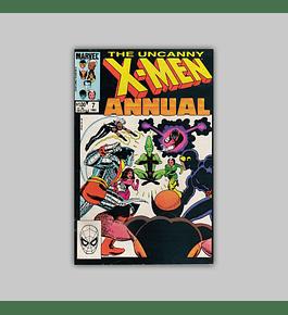 Uncanny X-Men Annual 7 1983