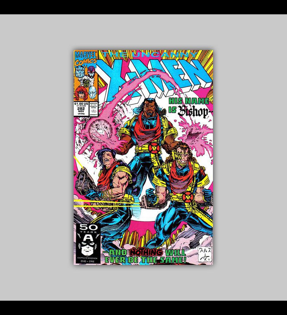 Uncanny X-Men 282 1991