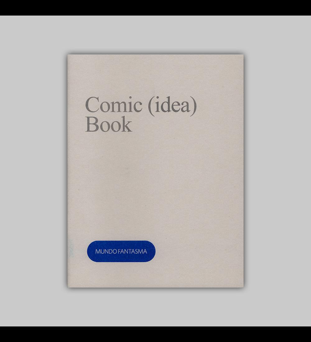 Comic (idea) Book (2)