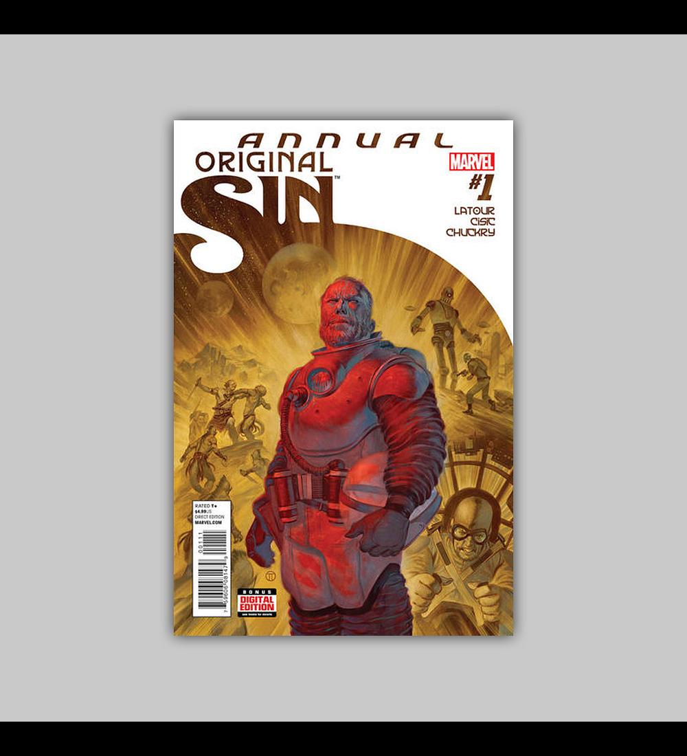 Original Sin Annual 1 2014