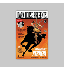 Dark Horse Presents (Vol. 2) 1 B 2011