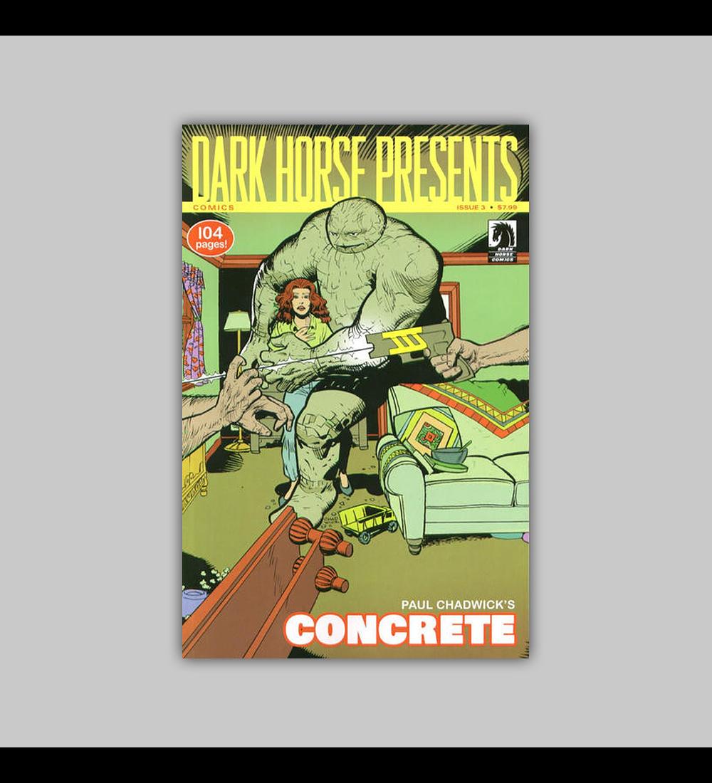 Dark Horse Presents (Vol. 2) 3 B 2011