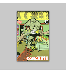 Dark Horse Presents (Vol. 2) 3 B 2011