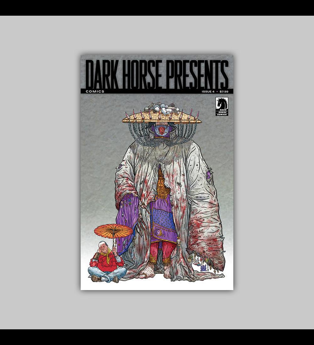 Dark Horse Presents (Vol. 2) 4 B 2011