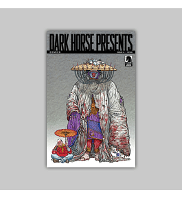 Dark Horse Presents (Vol. 2) 4 B 2011