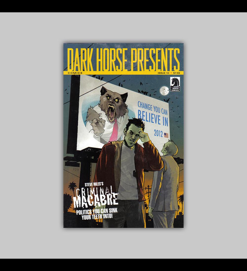 Dark Horse Presents (Vol. 2) 10 B 2012