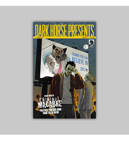 Dark Horse Presents (Vol. 2) 10 B 2012