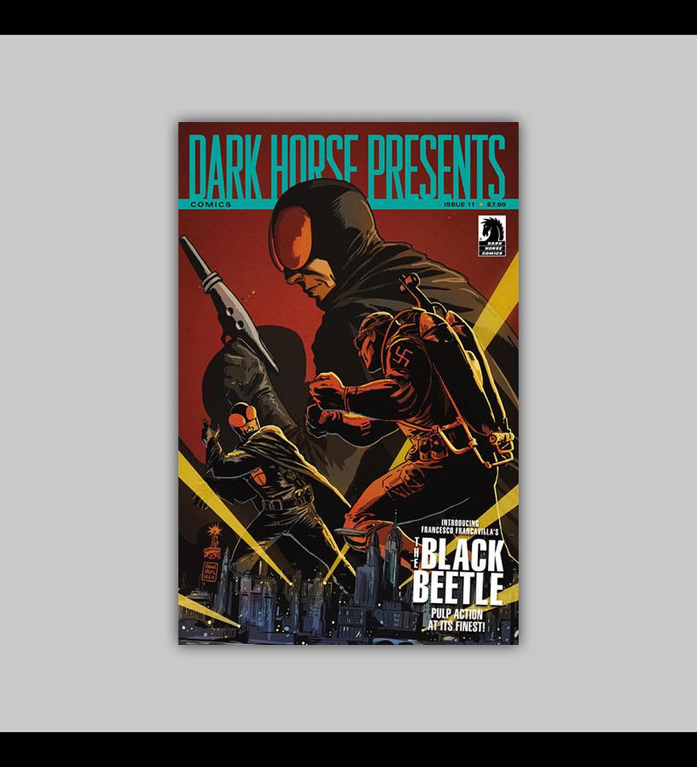 Dark Horse Presents (Vol. 2) 11 B 2012