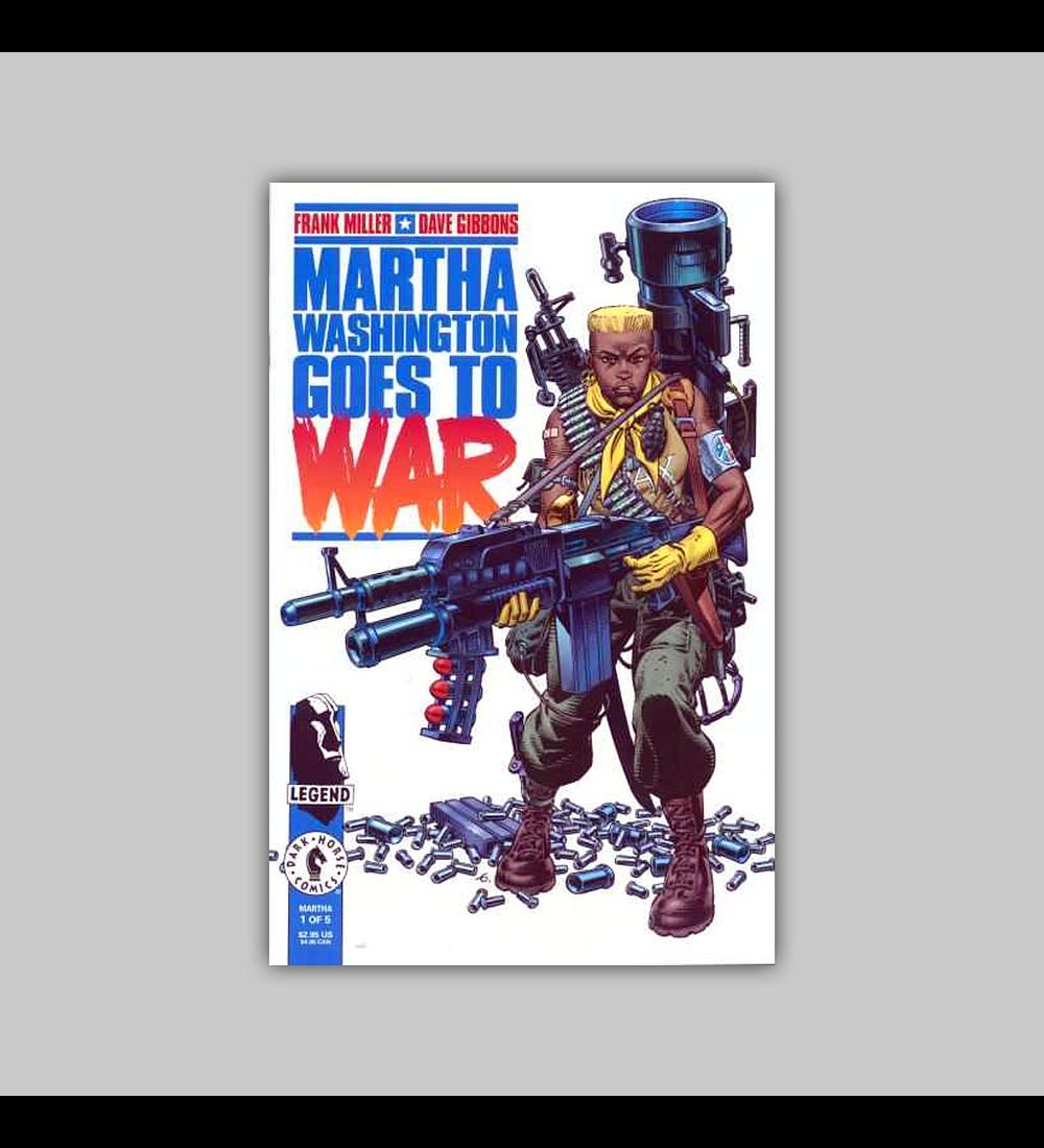 Martha Washington Goes to War 1 1994