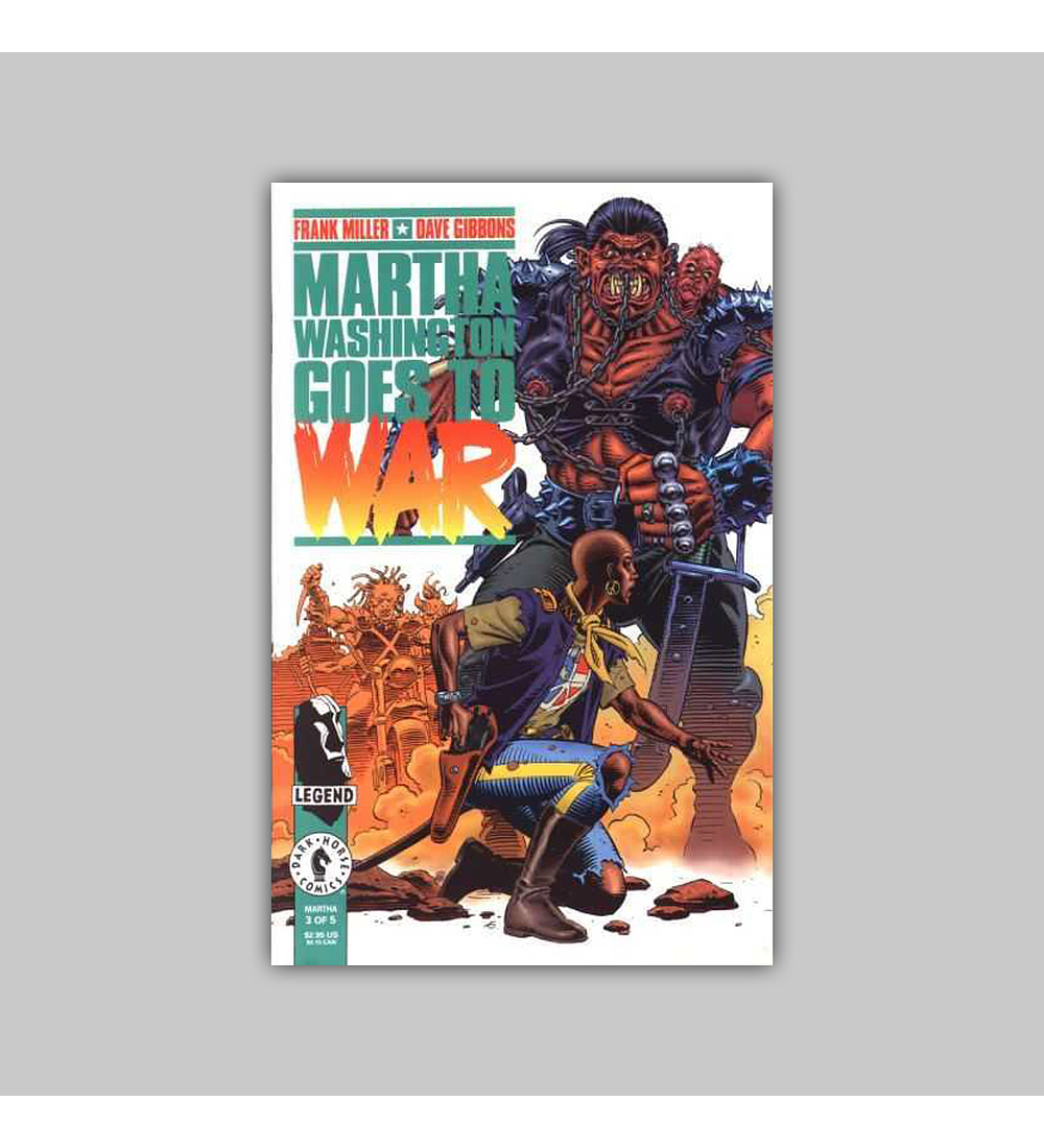 Martha Washington Goes to War 3 1994