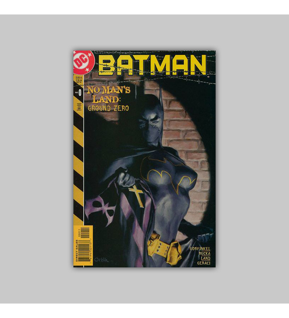 Batman: No Man's Land 0 1999