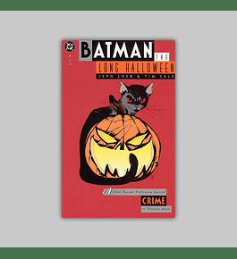 Batman: The Long Halloween 1 1996