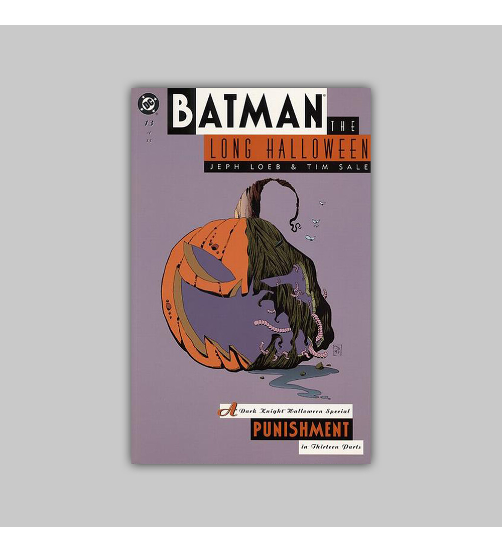 Batman: The Long Halloween 13 1997
