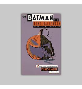 Batman: The Long Halloween 13 1997