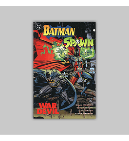 Batman/Spawn: War Devil  1994