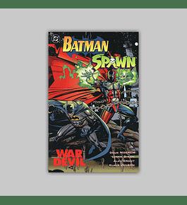 Batman/Spawn: War Devil  1994
