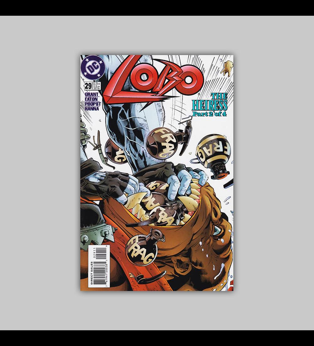 Lobo 29 1996