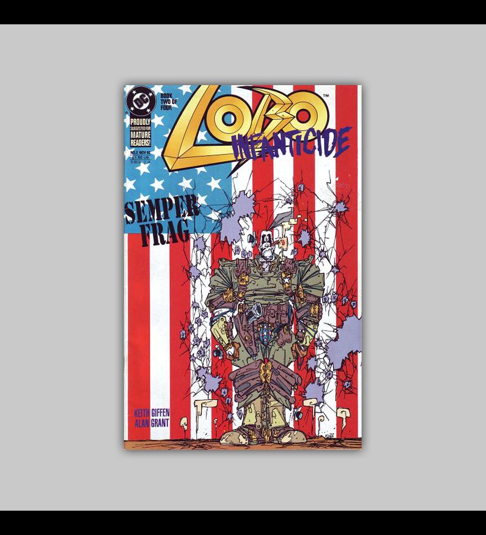 Lobo: Infanticide 2 1992