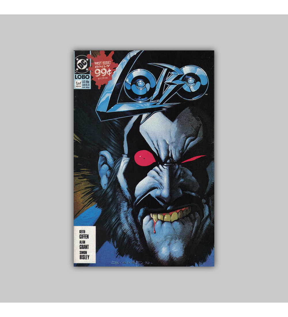 Lobo: The Last Czarnian 1 1990