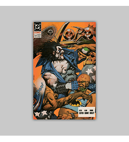 Lobo: The Last Czarnian 2 1990