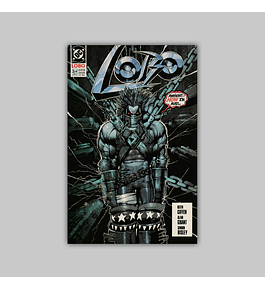 Lobo: The Last Czarnian 3 1991