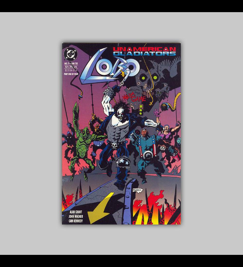 Lobo: Unamerican Gladiators 1 1993