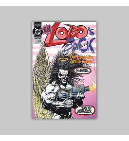 Lobo's Back 4 1992