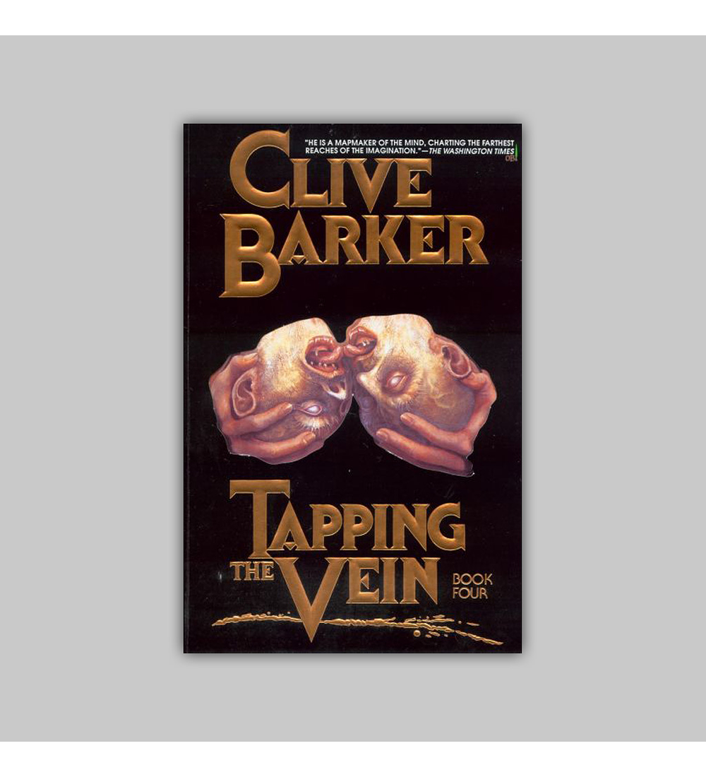 Clive Barker: Tapping The Vein 4 1990