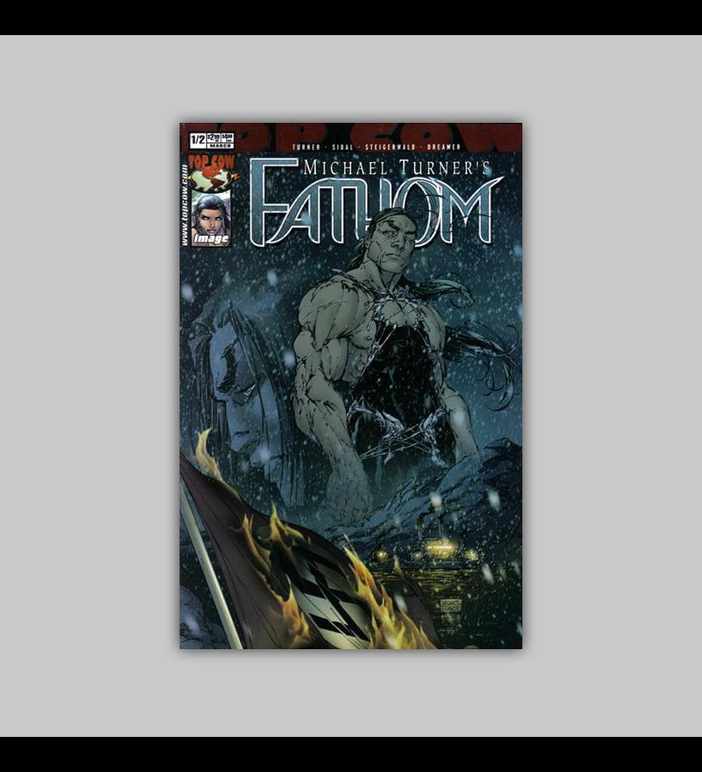 Fathom 1/2 2nd. printing 2003