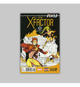 All-New X-Factor 15 2014
