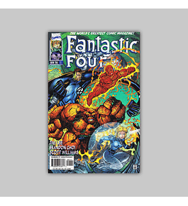 Fantastic Four (Vol. 2) 1 1996