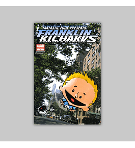 Fantastic Four Presents: Franklin Richards - Son of a Genius 2005