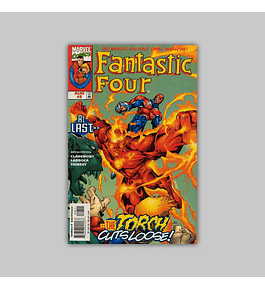 Fantastic Four (Vol. 3) 8 1998
