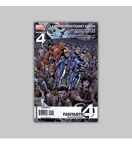 Fantastic Four (Vol. 3) 555 2008