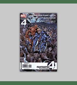 Fantastic Four (Vol. 3) 555 2008