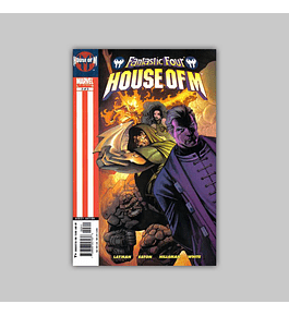 Fantastic Four: House of M 3 2005