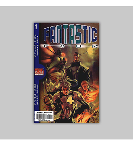 Marvel Mangaverse: Fantastic Four 1 2002