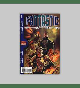 Marvel Mangaverse: Fantastic Four 1 2002